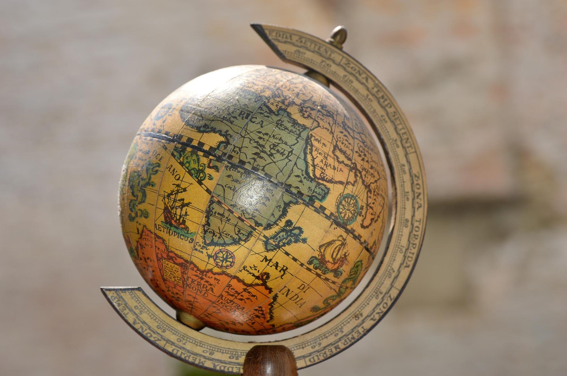 Dessiner un planisphère soi-même, la meilleure technique